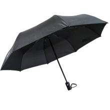 pongee fabric auto open auto close professional umbrella