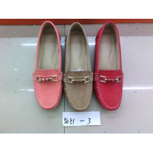 Chaussures Falt & Comfort Lady avec semelle extérieure TPR (SNL-10-057)