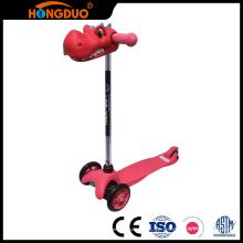 Neueste Technologie Mini Roller Tritt Roller für Kinder drei Räder