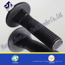 Oxid Black Carriage Bolt (DIN603)