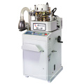 Máquina de confecção de malhas lisa da peúga de dois feed 3.75