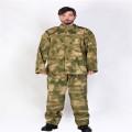 Uniforme Militar y Camuflaje