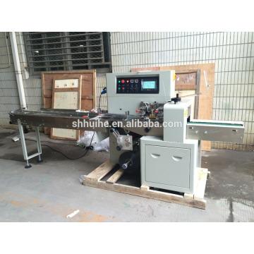 Máquina de embalaje automática de tela de esponja