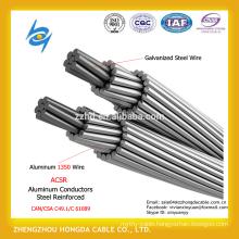 high voltage IEC ASTM standard Warsaw Munich CTC Overhead ACCC Conductor Carbon Fiber Composite Core Aluminium Reinforced