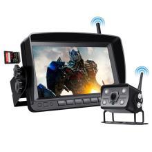 """7"""" Monitor Vehicle 4 Pin Connector Camera"""