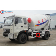 Caminhão 2019 do misturador concreto do ³ de FOTON 6m para a venda