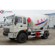 2019 FOTON 6m³ Concrete Mixer Truck For Sale