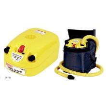 Bateau gonflable pompe, pompe électrique de bateau Rib
