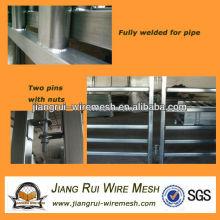 Intertravamento de aço quente galvanizado em aço galvanizado painéis (fábrica Anping)