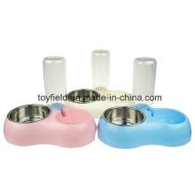 Ensemble de boisson à eau pour chien Boîte à buse Chien Water Drinker
