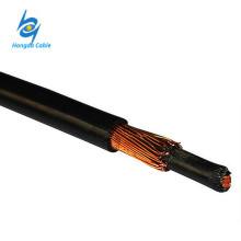 Cable de cobre concéntrico con aislamiento de PE de un solo núcleo