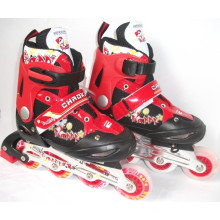 Children Sport PVC Wheels Inline Skate