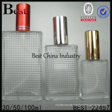 cheap pocket sized 30ml 50ml 100ml perfume spray bottle, China cosmetic containers packaging