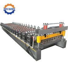 Metal Roofing Sheet Cold Making Machine