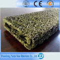 Rectangle Type Plastic Composite Blind Ditch for Landfill Drainage