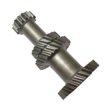 Custom Steel Speed Gearbox Input Shaft Laygear