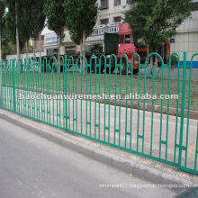 Safe-guarding and barrier of highway wrought iron fence/hog wire mesh fence with competitive price in store()