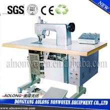 máquina de coser ultrasónica