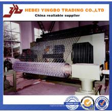 Preço baixo da China com máquina de malha de arame hexagonal de alta qualidade