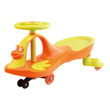 Kids Magic Indoor Entertaining Twist Car com música
