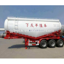 Truck Trailer Bulk powder transport trailer truck/bulk powder truck tank trailer/cement powder tank trailer/dry powder trailer