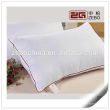 Super Soft Microfiber Enchimento 200gsm Cheap Bulk Hotel Pillow / Trade Assurance
