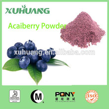 Factory Supply Organic Acaiberry Powder/Acai Berry Powder Extract