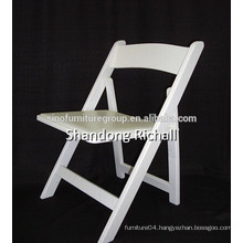 Hot sale wood folding chair in beach manufacture in China