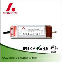 fuente de alimentación llevada de la CC de la CA / conductor 12vDC 18w