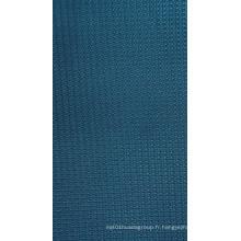 500D Twist Jacquard tissu avec revêtement Uly