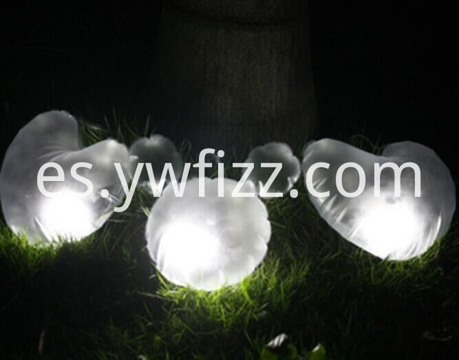Inflatable Solar Lamps