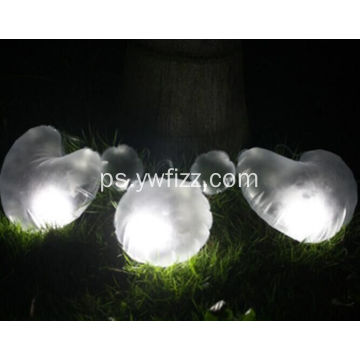 د پنروک Inflatable Solar Camping Light