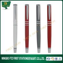 Presente de negócio de caneta de tinta de rolo de tinta grátis
