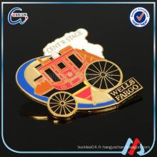 Badge Pin en métal, badge Pin personnalisé, Badge Pin