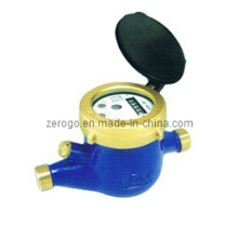Multi-Jet Vane Wheel Semi-Dry Type Water Meter