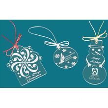 Laser Etched Ornaments, organic glass, acrylic product,Plexiglass,acrylic