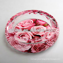 Wholesale customized good quality cheap glass ashtrays for sale