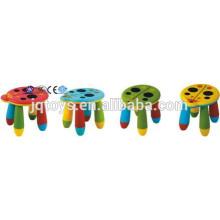 Cadeira de lua de plástico cartoon para crianças