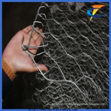 2014China Versorgung Sechskant Gabionen Wire Mesh