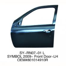 Front Doors for ENAULT Symbol 2009