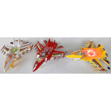 Leuchten Sie Flugzeug Candy Toys (120603)
