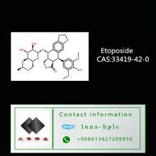 CAS: 33419-42-0 Hohe Qualität auf Lager Schnelle Lieferung Resonable Preis Etoposide