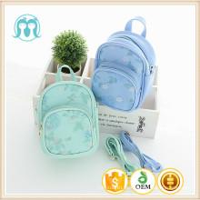 Mädchen schöne Mini Rucksack Kinder Schultaschen Minze Farbe Taschen für Kinder täglich Taschen Nutzung