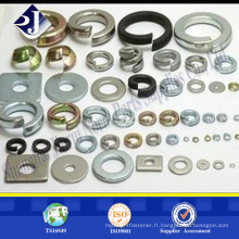 Rondelle fabriqué en Chine Rondelle de haute qualité et toutes sortes Rondelle de toutes sortes