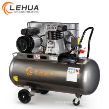 Compresor de aire del pistón 2hp del compresor de aire de 100l 150l Italia