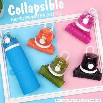 Amazon+Hot+Selling+Insulated+Silicone+Water+Bottle