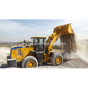 5 Ton Log Grapple Wheel Loader
