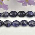 AAA Qualität glatt Montana Oval Achat Natursteine und Perlen für Schmuck machen