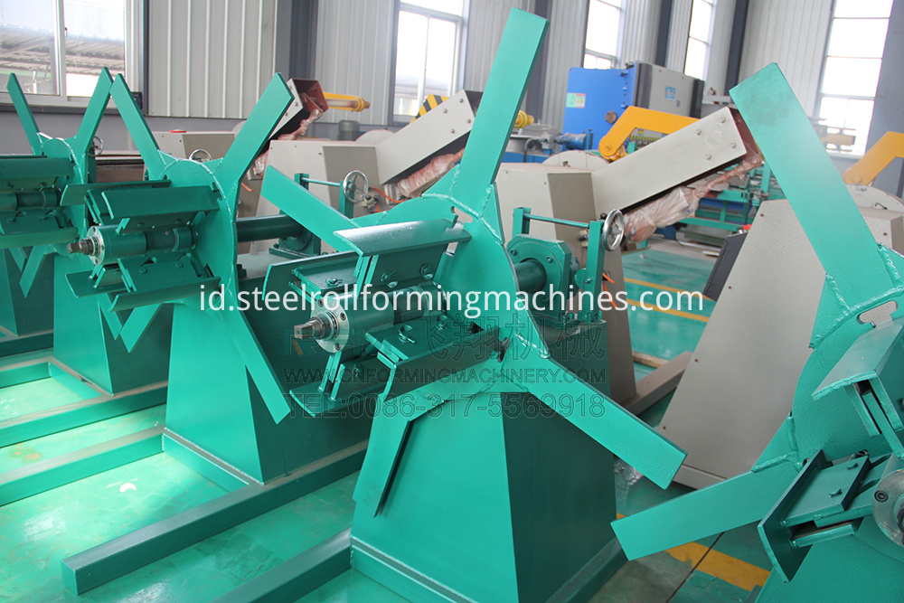 Steel Ceiling Tile T Grid Making Machine