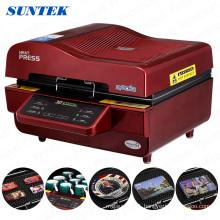 3D Multifunctional Sublimation Vacuum Heat Transfer Machine St-3042